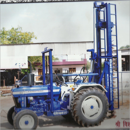 Pole Lifting Crane