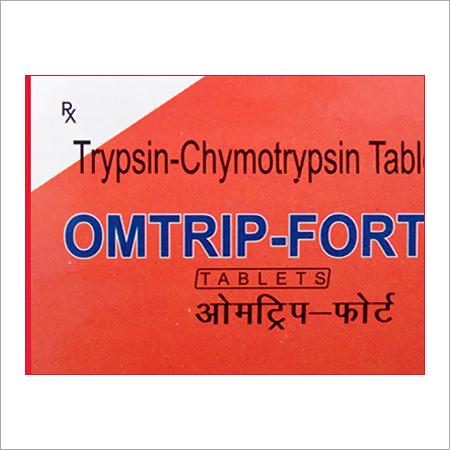 Trypsin Chymotrypsin Tablet