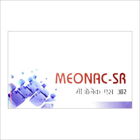 Meonac SR Tablets