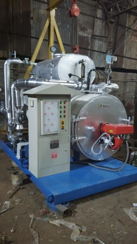 Gas Fuel Fired Thermic Heater
