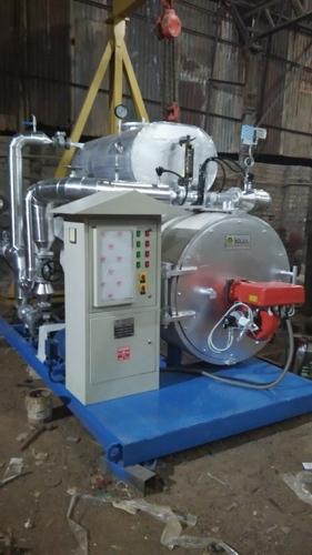 Oil & Gas Fuel Fierd Thermic Fluid Heater