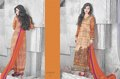 Cotton satin salwar kameez