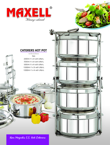 CATERER'S HOT POT (WITH LIFTERS)