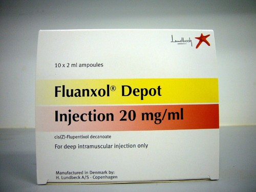 Fluanxol Depot Flupenthixol Injection