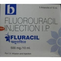Fluracil 250mg Fluorouracil Injection
