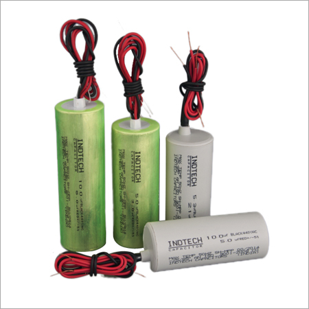 Dual Washing Machine Capacitors