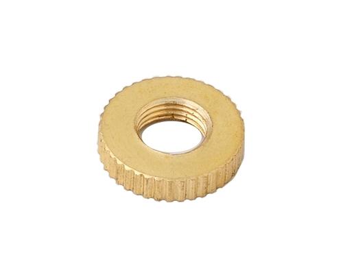 Brass Knurling Washer