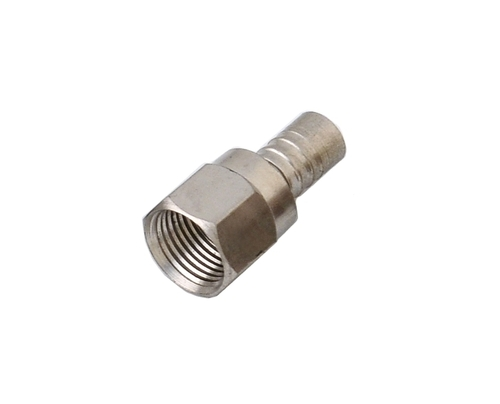 Nickel Plated Brass Connector