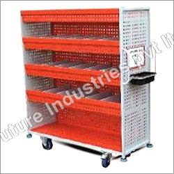Storage Industrial Trolley