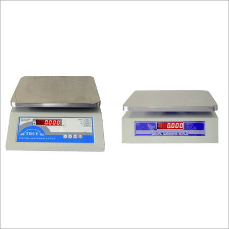 Table Top Metal Scale