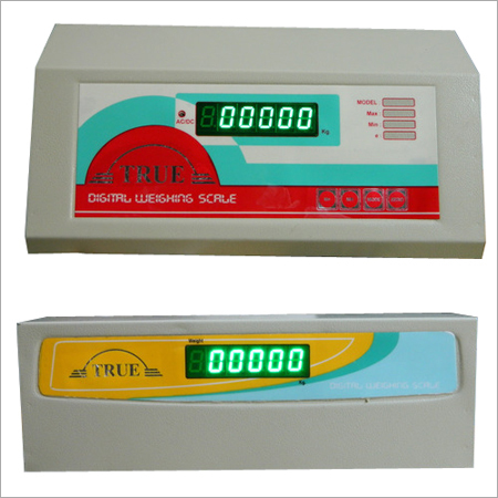 Weighing Scale Indicators