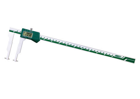 Digital Caliper With Interchangeable Points