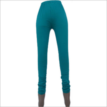 Cotton Lycra 4 Way Churidar Legging Standard