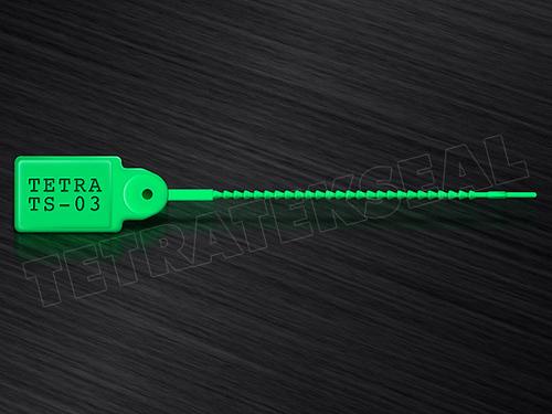 Plastic Zip Seal (TS-03)