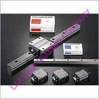 High Rigidity Linear Guides