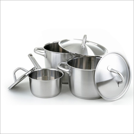 Stainless Steel Kitchenware Sets