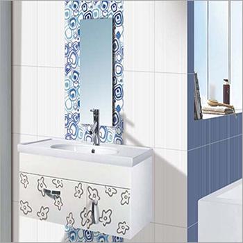 White Satin Ceramic Wall Tiles