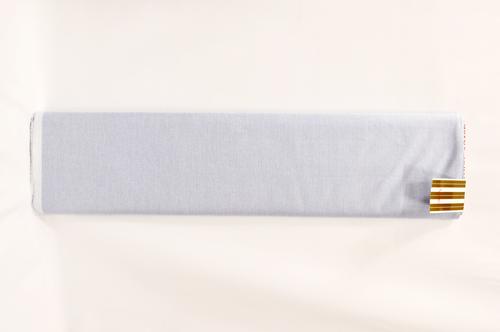 100% Cotton Sky Blue Pin Checks Shirting Fabric