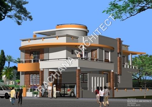 UNIQUE MODERN DESIGN OF HOUSE
