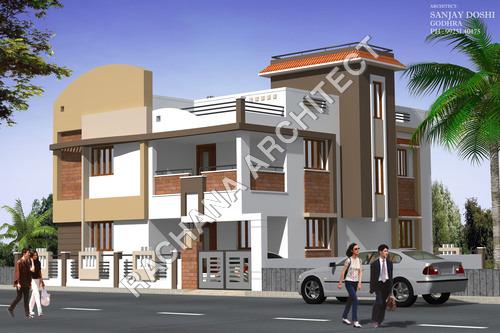 DESIGN HOUSE FRONT ELEVATION