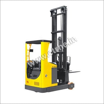 Electric Reach Lift Certifications: Iso 9001:2008