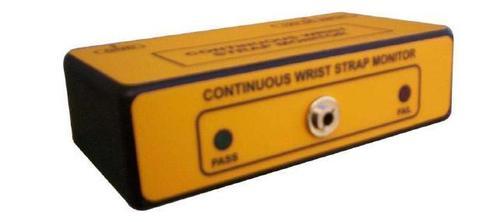 CONTINUOUS-WRIST STRAP MONITOR