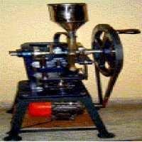 Single Stroke Motor Operated Tablet Machine