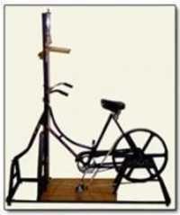 Bicycle Ergometer Laboratory Equipment