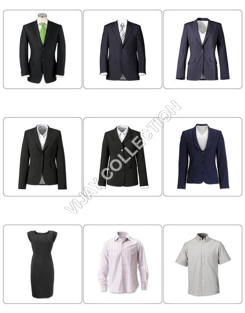 Corporate Blazer Set