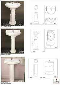 Ceramic Wash Basin Export Quality