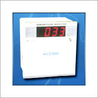 Portable Digital Temperature Indicator