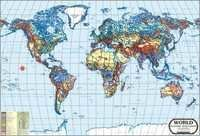 World Natural Vegetation Map