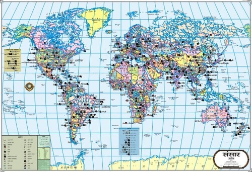 World Industry Map