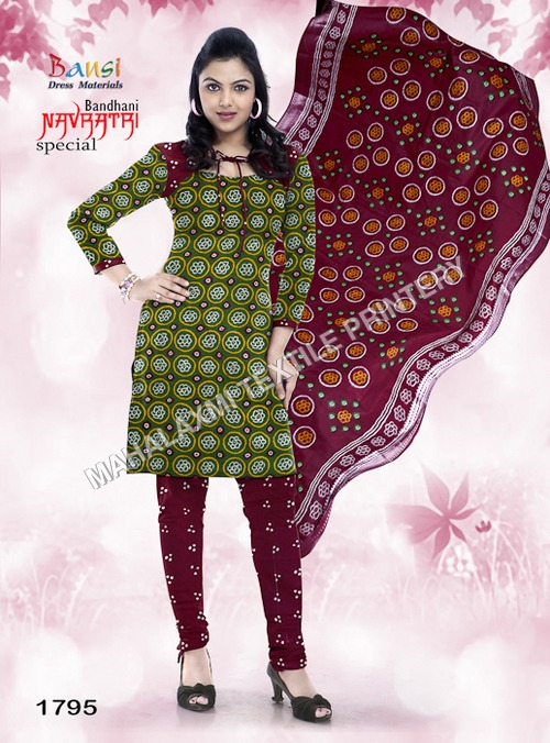 Navratri Special Bandhani Dresses