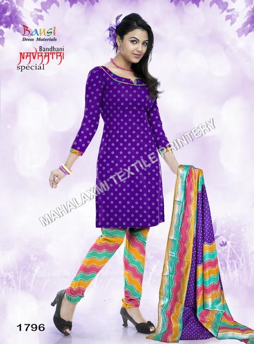 Bandhani Dress Manufacturer