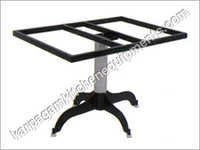 Metal Steel Dining Table