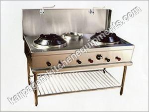 Chinese Burner Gas Range