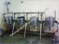 Double Jacketed Sambar Vessels
