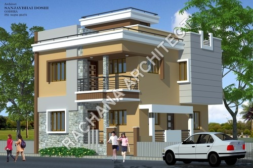 REMARKABLE MODERN HOUSE DESIGN