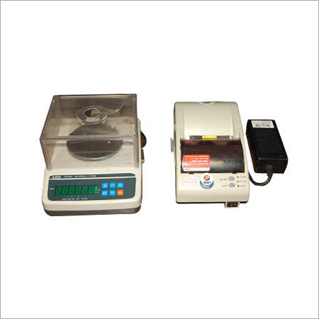 Precision Jewellery Weighing Machine