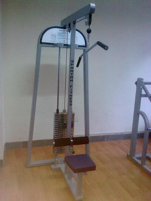 High lat pulley - Super excel