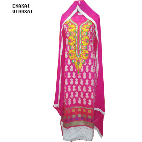Embroidery work Dress