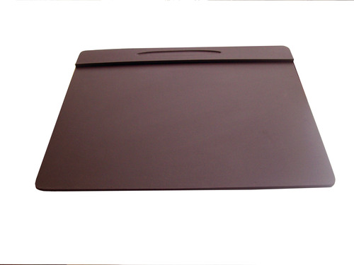 Brown Leatherette Conference Pad