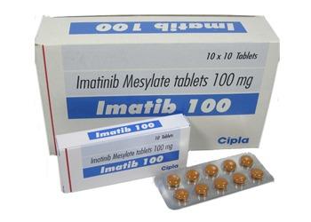Cipla Imatinib 100 Tablets