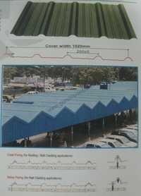 Hi Rib Roofing System