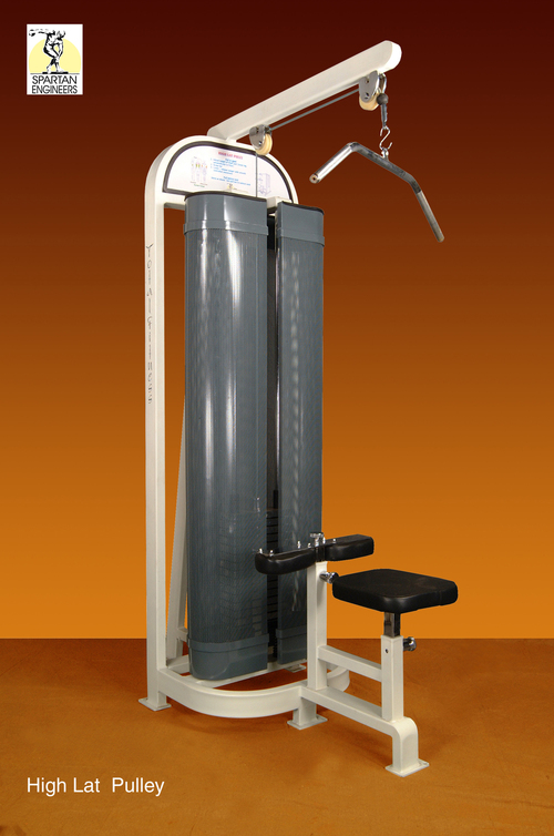 High Lat Pulley - Excel