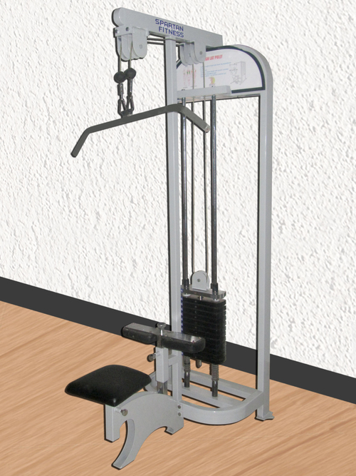 high lat pulley- Semi Excel