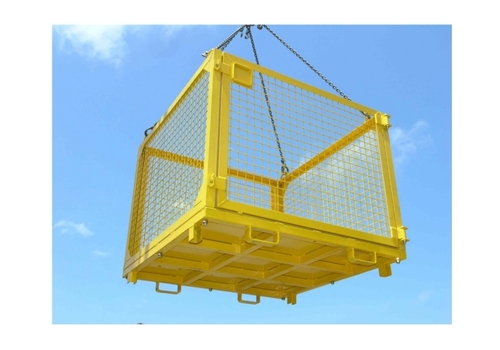 Cage Lift Crane