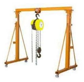 Goods Lift Cranes