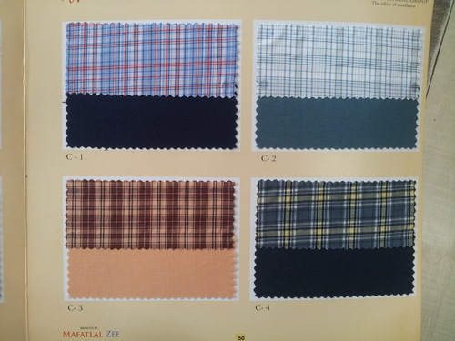 School Uniforms Sample Cloth